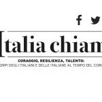 L'Italia chiamò: raccolta fondi a sostegno Sistema Sanitario Nazionale. Partecipa!