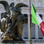 Nell'Italia blindata tricolori bandiere a mezz'asta ... per resistere