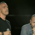 """Biagio Antonacci e Eros Ramazzotti, """"cantiamo perché il mondo ascolti ogni speranza"""""""