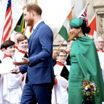 Harry e Meghan. L'ultimo impegno