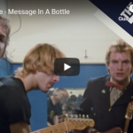 The Police / message in a bottle