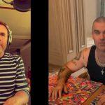Gary e Robbie cantano 'Shame'...