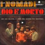 I NOMADI / DIO E' MORTO