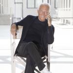 Giorgio Armani, trovare nuove soluzioni per far ripartire economia e cultura