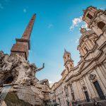 Alessia Marcuzzi, è un periodo difficile ma tu Roma bella, tornerai a splendere