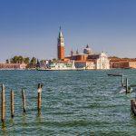 Venezia: nei canali a pochi passi da San Marco spunta una grande medusa