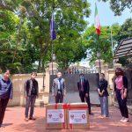Ponti culturali e solidali: dal Vietnam 5000 mascherine all'Unistra Perugia