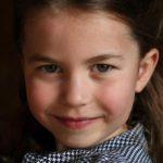 Charlotte, 5 anni da principessa