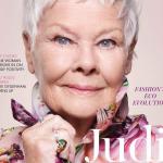 Judi Dench a 85 anni è la cover star più anziana di sempre. Bellissima!