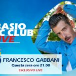 Radio Subasio: Subasio Music Club riparte da Francesco Gabbani