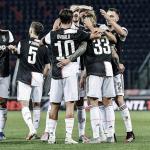 Serie A: Bologna-Juventus 0-2, a segno Ronaldo e Dybala