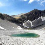 C'era una volta un lago ... poi i cambiamenti climatici e il terremoto ...
