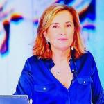 """Barbara Palombelli vince classifica dei 30 personaggi """"sempre in onda"""""""