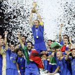 9 luglio 2006, l'Italia vince il Mondiale