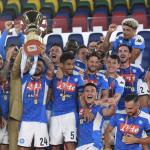 Coppa Italia: Napoli batte la Juve e vince il primo trofeo della ripartenza