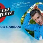 La playlist della vita di Francesco Gabbani a Mi ritorni in mente