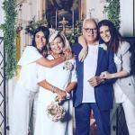 Laura Pausini e le Nozze d'Oro dei genitori, vi amiamo tanto!