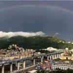 Genova, inaugurato il nuovo Ponte San Giorgio