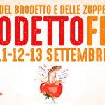 A Fano BrodettoFest 2020: anche Radio Subasio dà voce al piatto simbolo dell'Adriatico