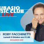 Roby Facchinetti live in Subasio Music Club!