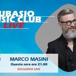 Subasio Music Club classico senza compromessi. C'è Marco Masini!