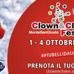 """Clown&Clown Festival 2020: edizione extra-ordinaria che parla di """"bellezza"""" e Radio Subasio c'è"""