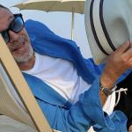 Vasco Rossi saluta l'estate ma, implicitamente, fa capire che è al lavoro