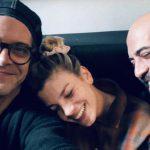 Emma, Giuliano e Samuele... che ci fanno insieme?