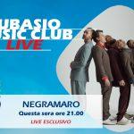 Negramaro live a Subasio Music Club. Questa sera sarà … Contatto!