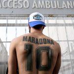 Diego Armando Maradona operato al cervello. Intervento riuscito