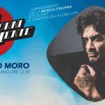La colonna sonora della vita di Fabrizio Moro a Mi ritorni in mente