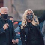 Lady Gaga canterà l'inno americano per Joe Biden