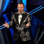 Sanremo: Amadeus, Festival senza pubblico ma riaprano teatri e cinema