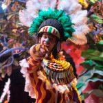 Carnevale al tempo del Covid. Ci si veste da Virus