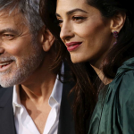 George Clooney scrive lettere d'amore alla sua Amal
