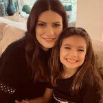 Laura Pausini alla figlia Paola: buon compleanno fragolina