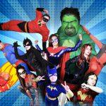 Sono arrivati! … I Supereroi della Superstation