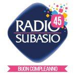 Buon Compleanno Radio Subasio: gli Auguri degli Artisti!