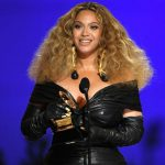 "Grammy: vince ""I Can't Breathe"". Beyoncé record"