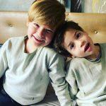 Scuola: la gioia dei figli di Laura Chiatti e Marco Bocci