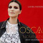 """Laura Pausini, """"Io si"""" è candidata agli Oscar"""