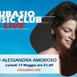 La grazia e l'allegria di Alessandra Amoroso a Subasio Music Club