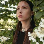 Aurora Ramazzotti e l'ambiente: attenti alle mascherine!