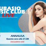 Annalisa ospite a Subasio Music Club