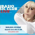 Subasio Music Club apre le porte a Malika Ayane