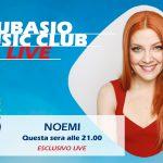 Noemi e la sua metamorfosi a Subasio Music Club