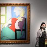 Arte: quadro di Picasso battuto all'asta per 103,4 mln di dollari