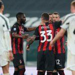 Serie A: Milan vince allo Stadium 3-0 e inguaia la Juve