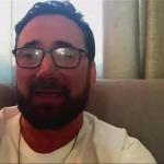 """Federico Zampaglione racconta """"Morrison"""" a Radio Subasio"""