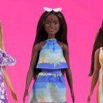 Barbie Loves the Ocean, fatta al 90% da plastica recuperata dagli oceani